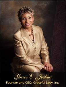 Grace Joshua - Founder of Graceful Lady Inc.
